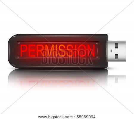 Permission Concept.