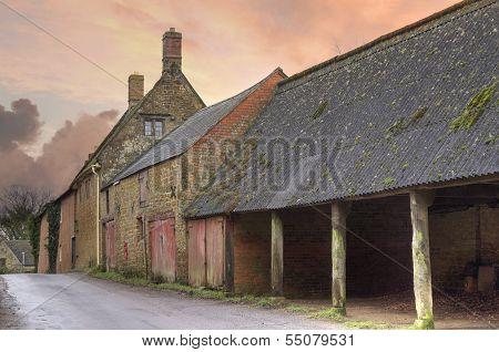 Old Farm, Warwickshire