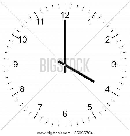 Abbildung 04:00 Uhr