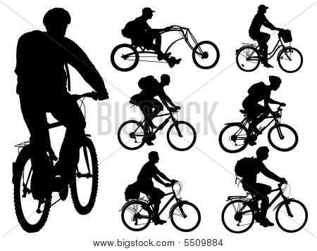 Cycling People