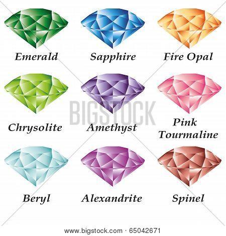 Jewelry Set Volume