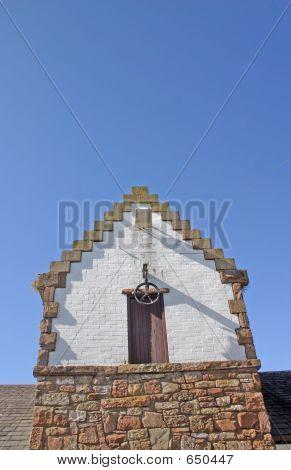 Old Blacksmith's Shop in Gretna Green Scotland UK poster