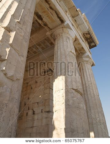 ancient Greek construction detail