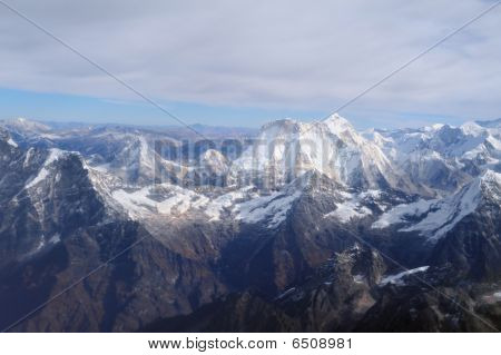 Mt. Melungtse