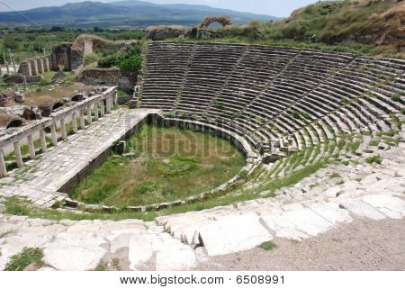 Ancient Theater at Aphrodisias