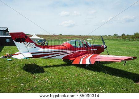 Pioneer 300 Hawk Ultralight Airplane