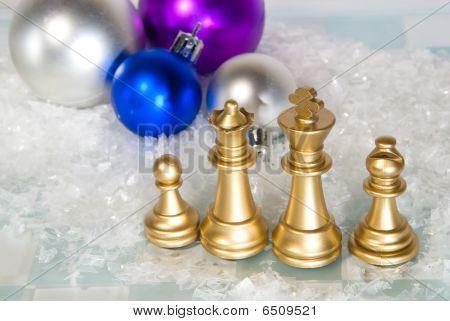 Christmas Chess