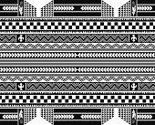 native american art pattern graphic art vector illustration design poster