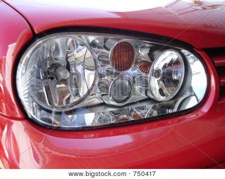 Jetta headlights