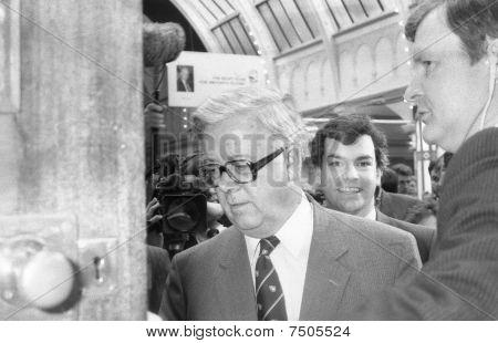 Sir Geoffrey Howe