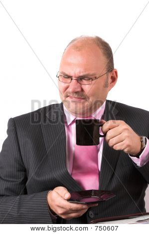 Disgusting Coffee