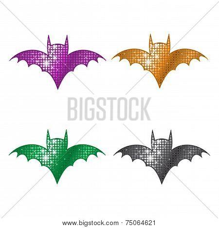 Glittering Bats