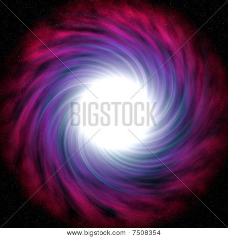 Stock Image Of Space Portal