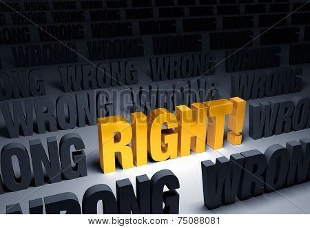 Notice What's Right