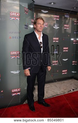 LOS ANGELES - FEB 20:  Julian Sands at the GREAT British Film Reception Honoring The British Nominees Of The 87th Annual Academy Awards at a London Hotel on February 20, 2015 in West Hollywood, CA