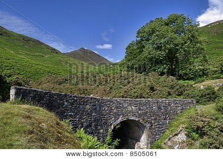 Bridge Over Stonycroft Gill