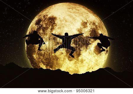Moon freeruners