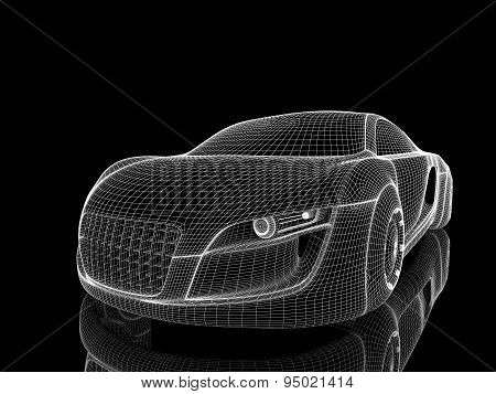 Car from the future