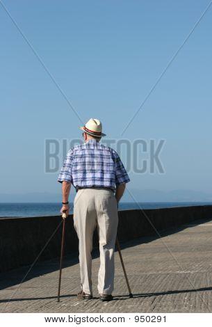 Elderly Struggle