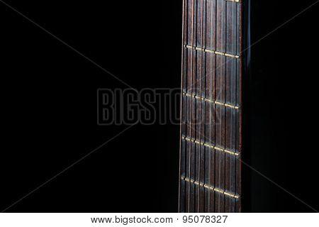 Acoustic Guitar Fingerboard