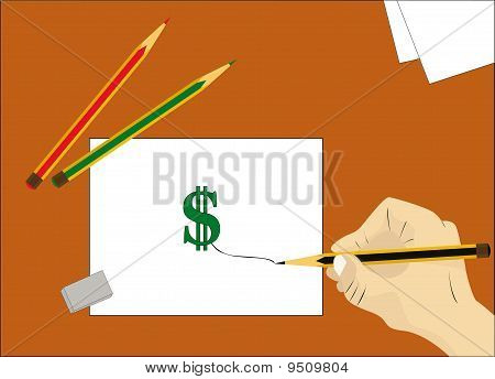 We Draw Dollar