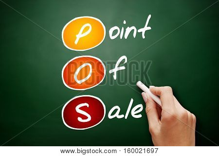 Hand Drawn Pos - Point Of Sale