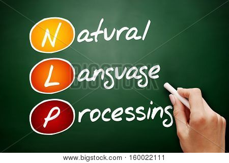 Hand Drawn Nlp Natural Language Processing