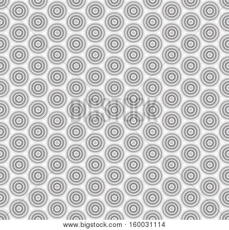 Abstract circle seamless pattern background, Vector illustration eps10