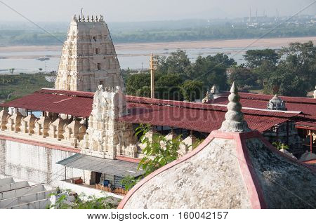 hindu tower temple in Madurai, central India