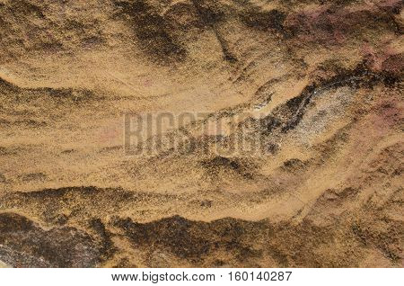 Details of sandstone texture background. Beautiful sandstone texture natural stone.