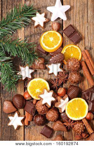 chocolate for christmas