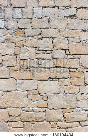 Background of stone wall texture - photo