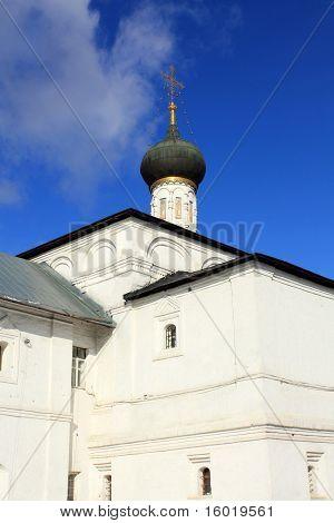 Orthodox Church Of The Eighteenth Century