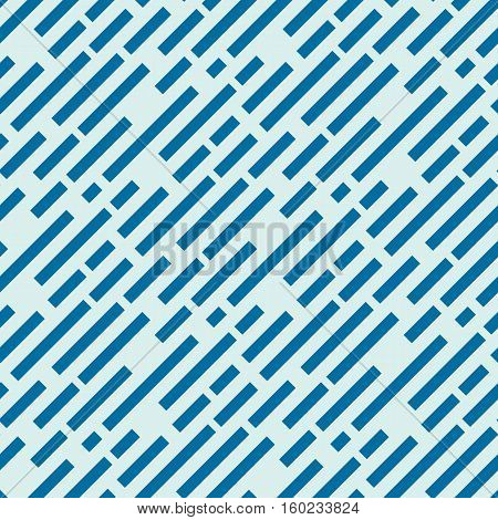 Vector ornamental continuous background made using parallel diagonal lines.