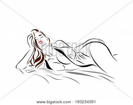 Female Beauty Image Photo Free Trial Bigstock