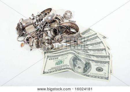 Cash For Sterling Silver Scrap