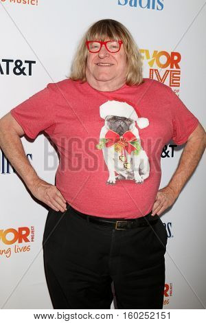 LOS ANGELES - DEC 4:  Bruce Vilanch at the TrevorLIVE Los Angeles 2016 at Beverly Hilton Hotel on December 4, 2016 in Beverly Hills, CA
