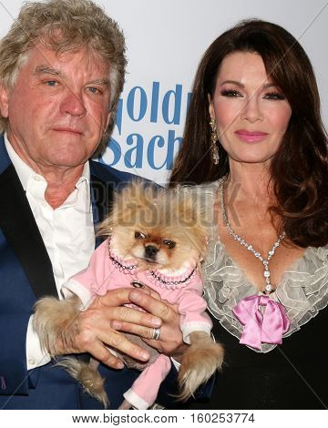 LOS ANGELES - DEC 4:  Ken Todd. Jiggy. Lisa Vanderpump at the TrevorLIVE Los Angeles 2016 at Beverly Hilton Hotel on December 4, 2016 in Beverly Hills, CA