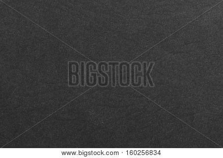 Paper texture - black kraft sheet background.
