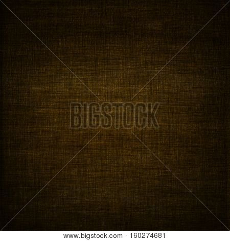 Old rural dark textile grunge universal fabric board surface underlay background