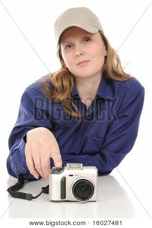 The Woman With A Camera