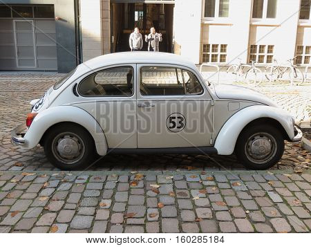 Herbie Love Bug 53