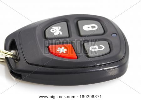 Remote Control For Cars On A White Background