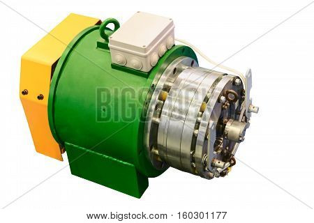 modern electric winches have a high performance and reliability