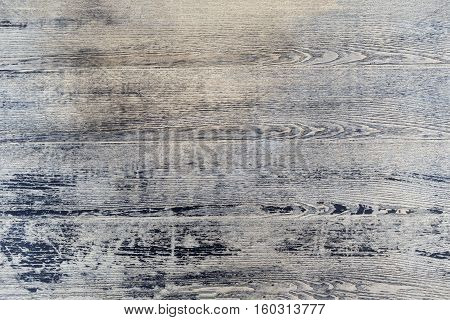 Wooden Plank Board Grey Black Wood Tar Paint Texture Detail