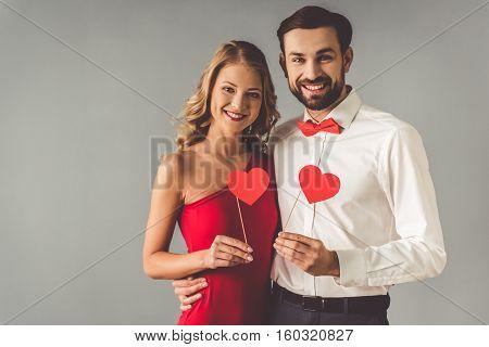 Beautiful Romantic Couple