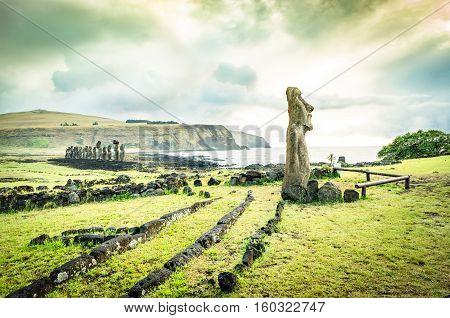 Moai Ha'ere Ki Haho