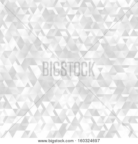 abstract background with geometric figures - vector illustration