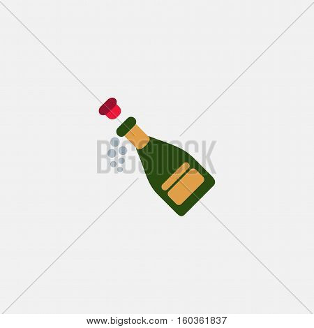 bottle of champagne with splashes and cork Icon, bottle of champagne with splashes and cork Icon Eps10, bottle of champagne with splashes and cork Icon Vector, bottle of champagne with splashes and cork Icon Eps, bottle of champagne with splashes and cork