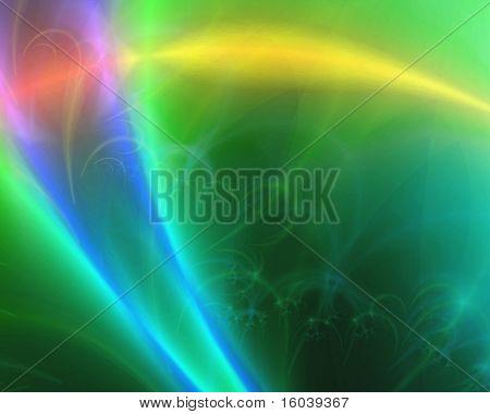 Hi-Res Fractal Flares